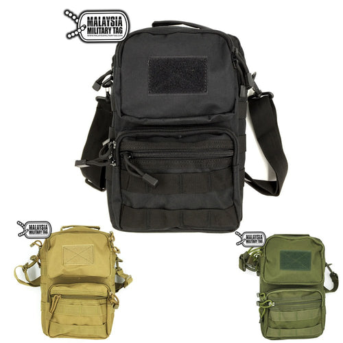 Ipad Tactical Sling Bag(Free Shipping in Malaysia)