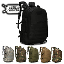 40L Tactical Military Backpack(Free Shipping in Malaysia)