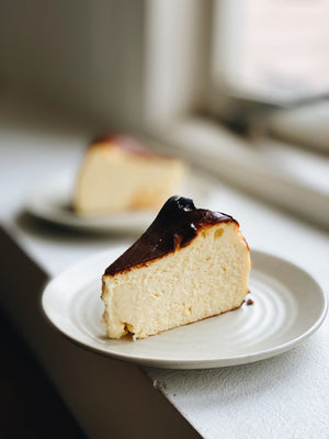 Basque Cheesecake (FULL)