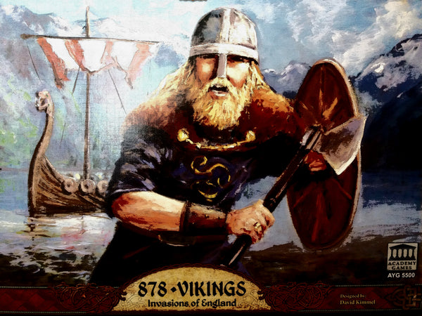 878: Vikings - Invasions of England - настолна игра