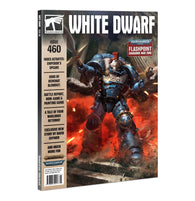 White Dwarf 460 (January 2021) - списание