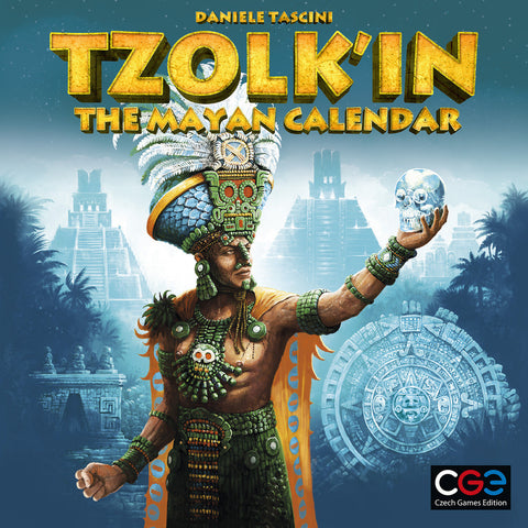 Tzolk'in: The Mayan Calendar - настолна игра