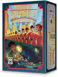 Leaders of Euphoria: Choose a Better Oppressor - настолна игра