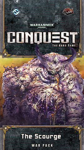 Warhammer Conquest: The Card Game - The Scourge