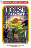 Choose Your Own Adventure: House of Danger - настолна игра