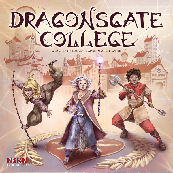 Dragonsgate College - настолна игра