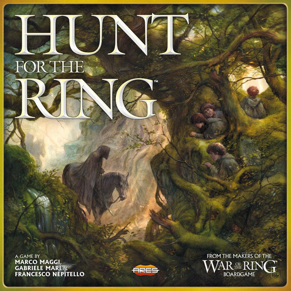 Hunt for the Ring - настолна игра