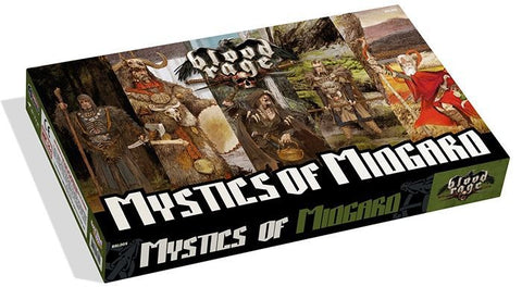 Blood Rage: Mystics of Midgard Expansion
