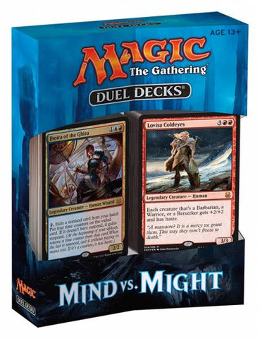 Magic the Gathering: Duel Decks - Mind vs Might