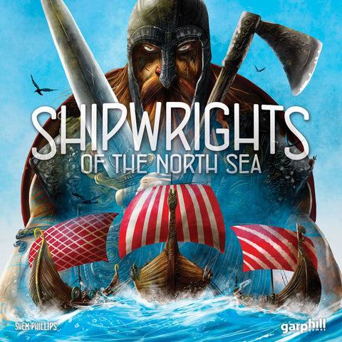Shipwrights of the North Sea - настолна игра