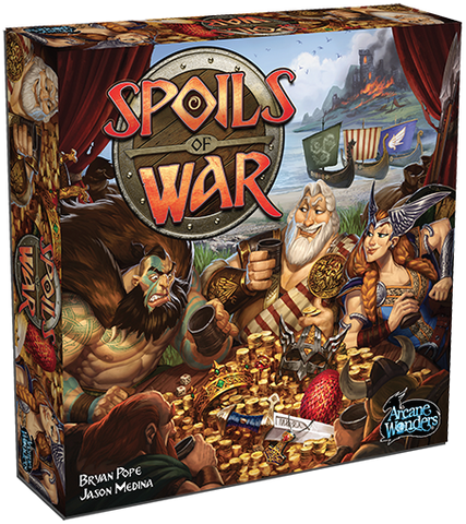 Spoils of War - настолна игра