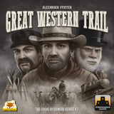 Great Western Trail - настолна игра