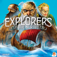 Explorers of the North Sea - настолна игра