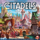 Citadels (2016 Edition) - настолна игра