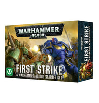 First Strike: A Warhammer 40 000 Starter Set