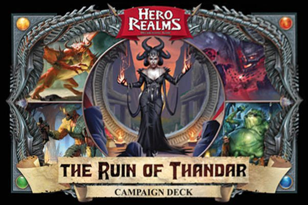 Hero Realms: The Ruin of Thandar Campaign Deck Expansion