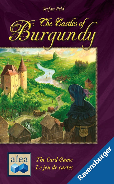The Castles of Burgundy The Card Game - настолна игра