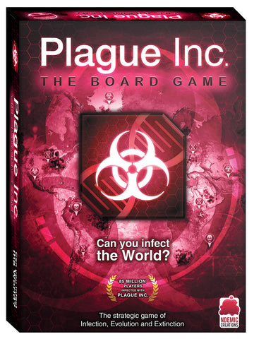 Plague Inc The Board Game - настолна игра
