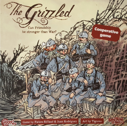 The Grizzled - настолна игра