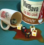 VivaJava: The Coffee Game: The Dice Game - настолна игра