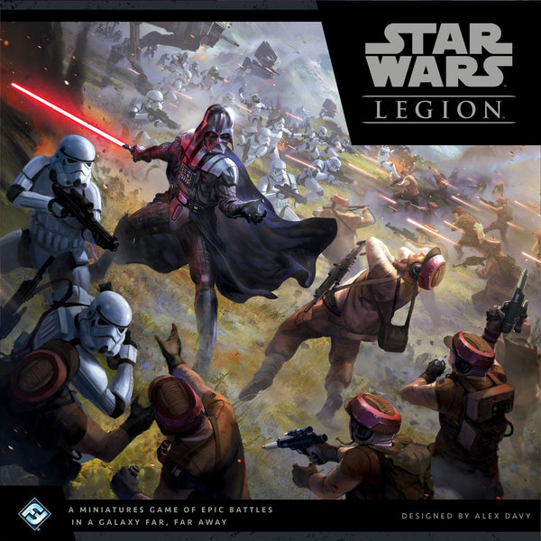 Star Wars: Legion - настолна игра