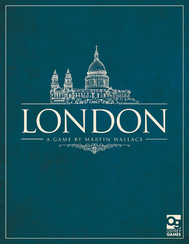 London (Second Edition) - настолна игра