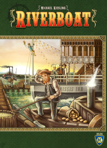 Riverboat - настолна игра
