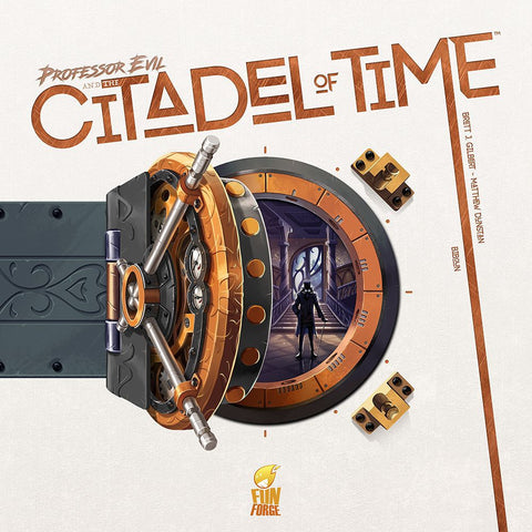 Professor Evil and the Citadel of Time - настолна игра