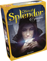 Cities of Splendor - настолна игра