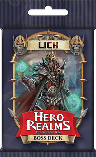 Hero Realms: Boss Deck - The Lich Expansion