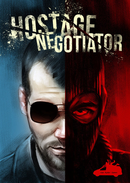 Hostage Negotiator - настолна игра
