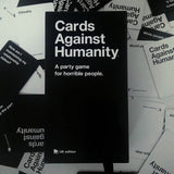 Cards Against Humanity: UK Edition - настолна игра