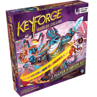 KeyForge Worlds Collide Two-player Starter Set - настолна игра
