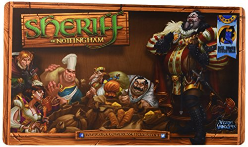 Sheriff of Nottingham: Playmat