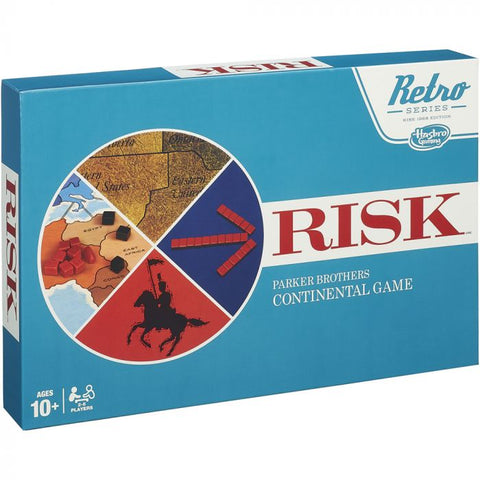 Risk (Retro Edition) - настолна игра