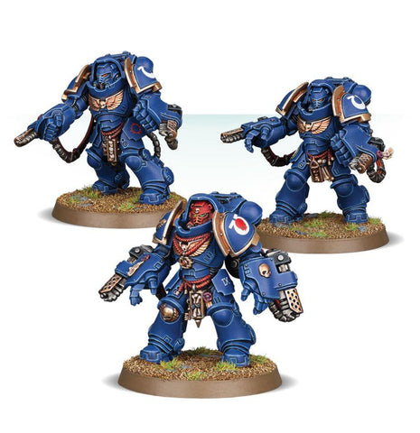 Easy To Build Primaris Aggressors - Pikko Games