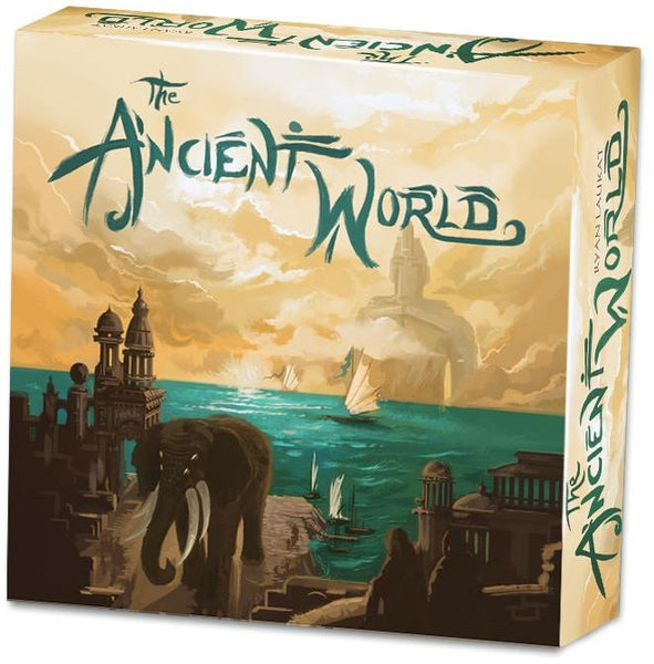 The Ancient World - 2nd edition - Pikko Games