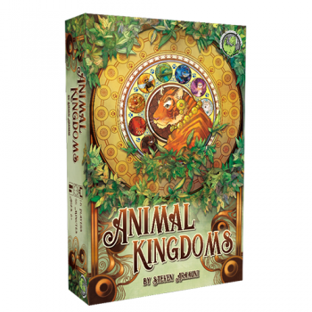 Animal Kingdoms - настолна игра