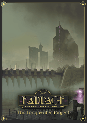 Barrage The Leeghwater Project - Pikko Games