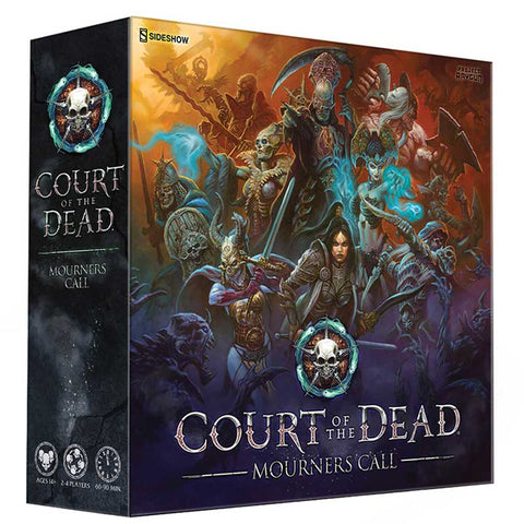 Court of the Dead: Mourners Call - настолна игра - Pikko Games