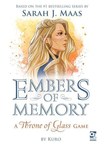 Embers of Memory:Throne of Glass - Pikko Games