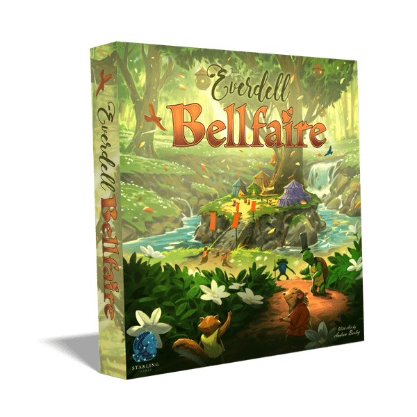 Everdell: Bellfaire Expansion - Pikko Games