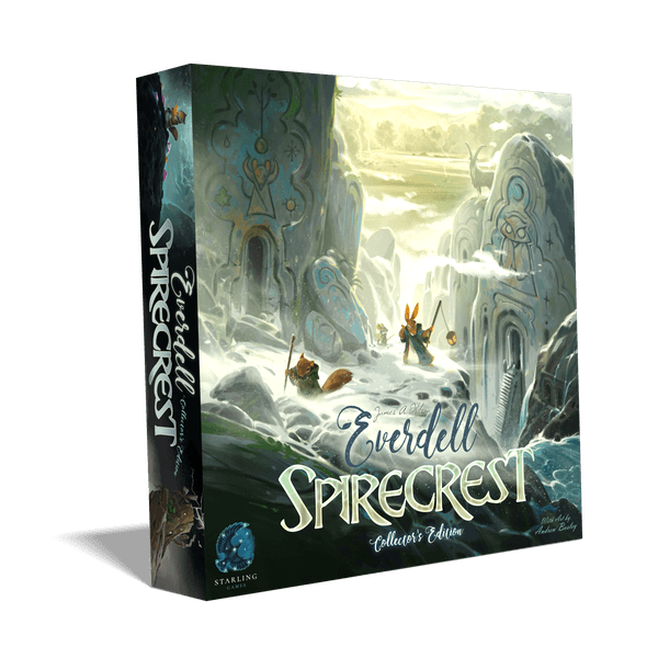 Everdell: Spirecrest Expansion