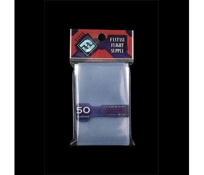 FFG Mini European Board Game Sleeves - 44мм x 68мм