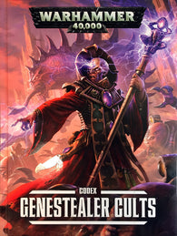 Codex: Genestealer Cults (Hardback)