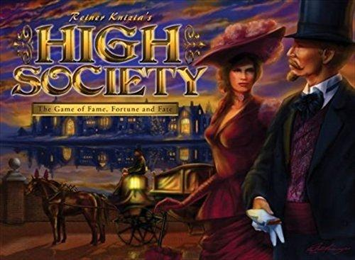 High Society Travel Edition - настолна игра