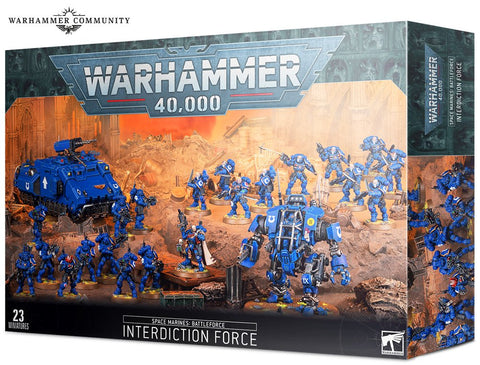 Space Marines – Interdiction Force