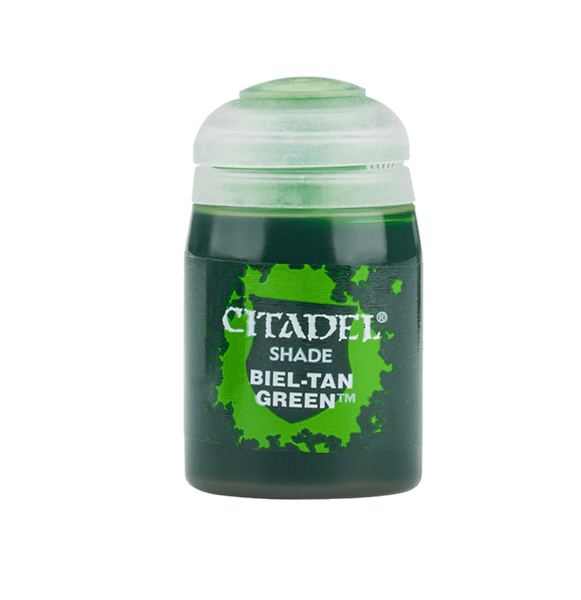 Shade: Biel-Tan Green 24 ml  - боя