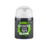 Shade: Nuln Oil GLOSS 24 ml  - боя