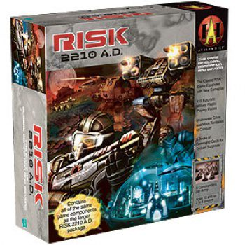 Risk 2210 A.D. (Resized) - настолна игра